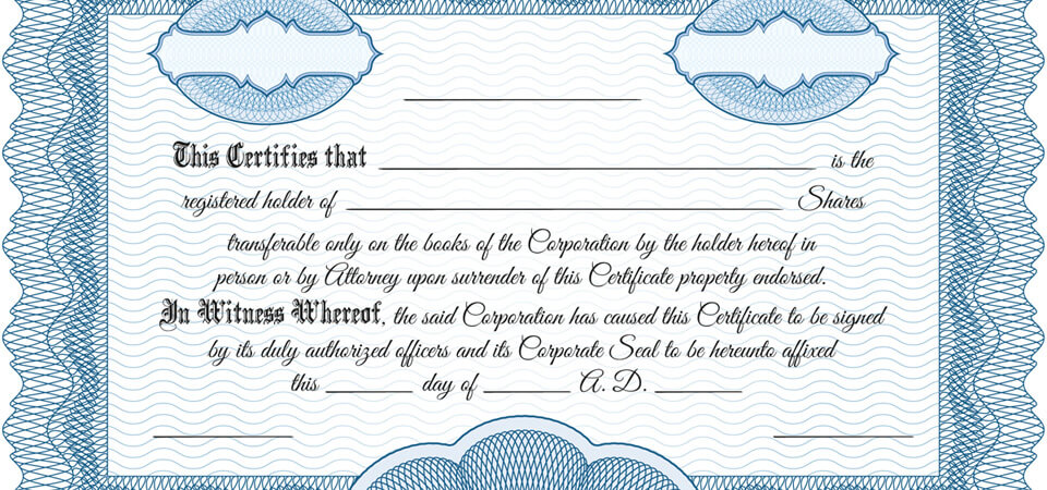 Should your company issue stock certificates